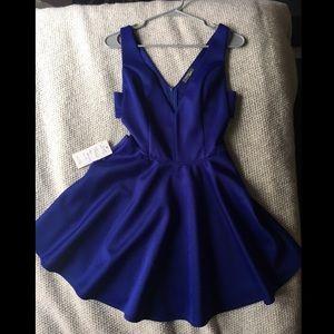 NWT Blue dress